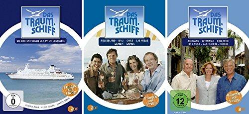 DVD-Box I-III (9 DVDs)