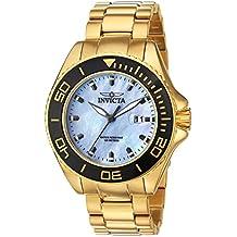 Invicta 23071 Pro Diver Reloj para Hombre acero inoxidable Cuarzo Esfera  platino 7f925e2d292e