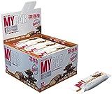ProSupps MyBar Protein Riegel Proteinbar Eiweiß Viel Protein weniger Kalorien Diät Glutenfrei MIX Box 12x(55g) Fitnessriegel (Salted Caramel Peanut-Gesalzene Erdnuss Karamell) (Iced Cinnamon -Iced Zimt) MIX III