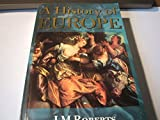 A History of Europe (Helicon history)