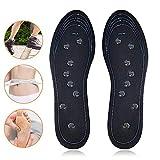 KOBWA Semelle de Massage magnétique, Amincissant la Semelle, Chaussures de Massage magnétiques Hommes, Femmes, Personnes âgées, Jeunes, Enfants
