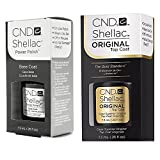 CND Original Shellac Base Coat plus Top Coat