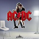 AC/DC - Wallsticker Wandtattoo Music