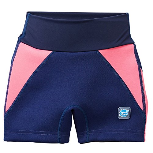 Splash About Fille Jammer M Bleu Marine/Rose