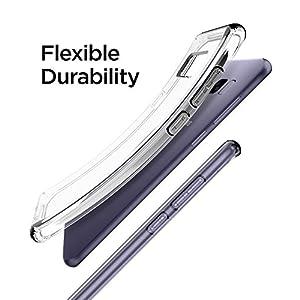 Spigen Liquid Crystal Case For Samsung Galaxy S8 Plus - Crystal Clear 571Cs21664