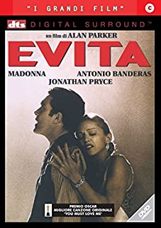 Evita [Italian Edition] [w/english audio & sub] by Madonna