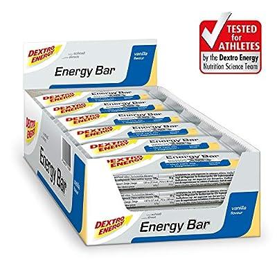Energieriegel Vanille Dextro Energy