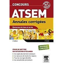 Annales corrigées Concours ATSEM: Epreuves écrites et orales