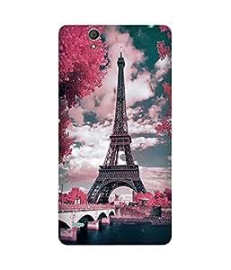 Eiffel Sony Xperia C4 Case