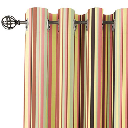 check MRP of 8 feet long curtains Encasa Homes