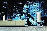 WandbilderXXL® Vlies Fototapete Batman 180x120cm - hochwertige Tapete in 6 verschiedenen Größen für Wohnzimmer oder Büro - Foto Tapete - Qualität von Wandbilder XXL