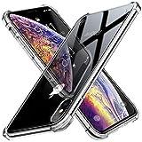 Beikell iPhone XS Max Hülle Drop Proof Anti Scratch Klar Stoßabdeckung Case für iPhone XS Max...