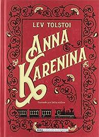 Anna Karenina par León Tolstoi