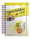 Agenda familial 2018 - S'organiser n'a jamais été aussi simple ! Agendabloc...
