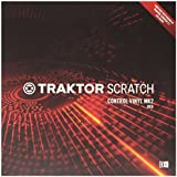 Native Instruments Traktor SCRATCH Control Vinyl MK2 rot