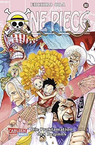 One Piece, Bd.80