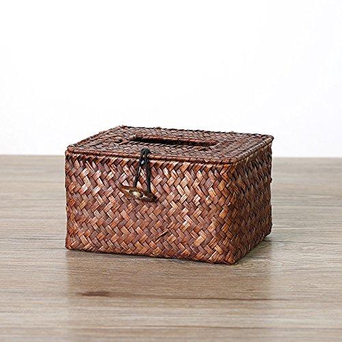 XBR das auto - papier feld square serviette stroh papier box toilette box car - box,wischen sie graue 16 * 12 * 8.5cm