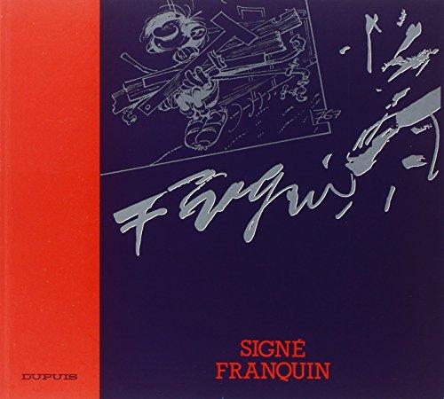 Signé Franquin - tome 1 - SIGNE FRANQUIN