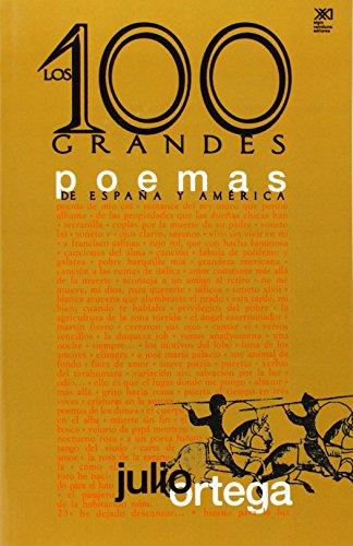 Los cien grandes poemas de España y América (La creación literaria)