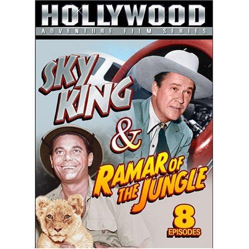 TV Adventure Classics V.2: Ramar of the Jungle / Sky King by Jon Hall A/v Tv
