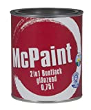 Best Indoor Paints - McPaint 2-in-1: primer and paint, for indoor Review