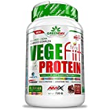 Amix Greenday vegefiit Protein 720 gr – goût – doble-chocolate