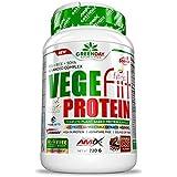 Amix Greenday vegefiit Protein 720gr–goût–doble-chocolate