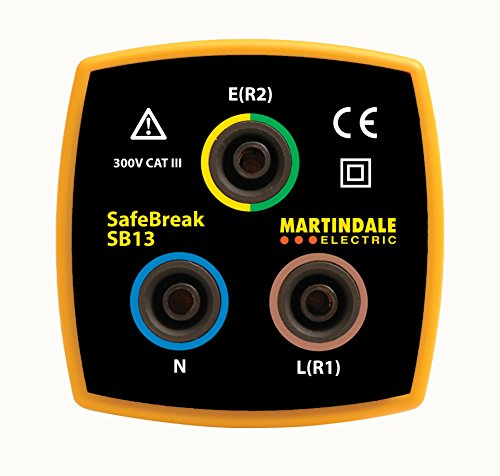 Martindale SB13 Safe Break Socket Adaptor Test