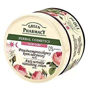 Green Pharmacy – Crema Facial Anti-Arrugas