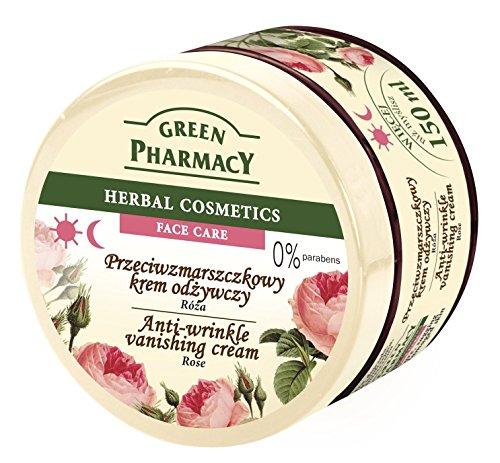 Crema Facial Antiarrugas 150 ml / Aceite Rosa Mosqueta