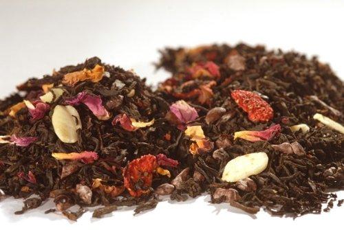 """Quertee® – """"Schoko-Mandel"""" – Bio – Schwarzer Tee (KBA) – 250 g"""