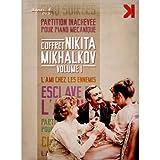 Nikita Mikhalkov - Volume One - 4-DVD Set ( Svoy sredi chuzhikh, chuzhoy sredi svoikh / Raba lyubvi / Neokonchennaya pyesa dlya mekhanicheskogo pianino / Pyat vecherov ) ( At Home Among Strangers, Stranger at Home / A Slave of Love / Unfini