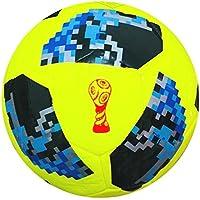 World Cup 2018 - Balón de fútbol con réplica rusa (tamaño 5,4,3 – Spedster (el fútbol está empaquetado en una bonita bolsa de regalo), 5