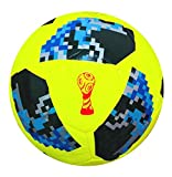 World Cup Football 2018 Russia Replica Match Ball Size 5,4,3 - Spedster (The Football is packed in a Beautiful Net Gift Bag) (4)