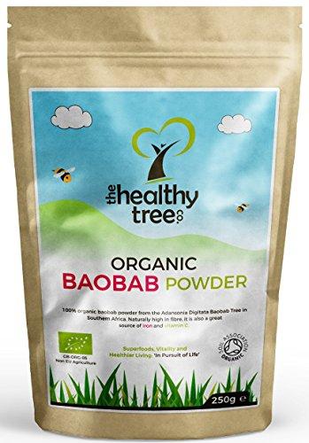 Baobab-en-Polvo-Bio-Polvo-de-la-Sper-fruta-Baobab-Pura-de-Excelente-Calidad-Alto-Contenido-en-Fibra-y-Vitamina-C-Bolsa-250g-Baobab-en-Polvo-por-TheHealthyTree-Company