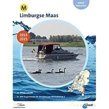 ANWB Wateratlas Limburgse Maas 2014/2015 (ANWB wateratlas (M))
