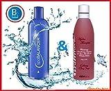SpaBalancer 750 ml und Wellness Duft 245 ml Chlorfreies Wasserpflege Set für Whirlpool | Aussenpool | Hottube | Luftsprudelbad