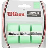 Wilson Pro Overgrip - Overgrips raqueta , color verde, talla NS