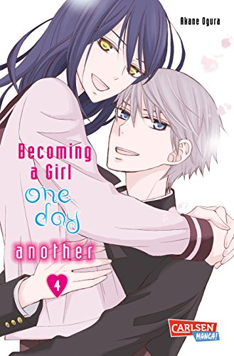 Buchcover Becoming a Girl one day - another 4