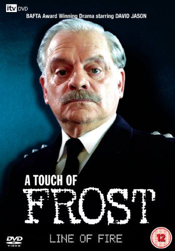 Used, A Touch Of Frost: Line Of Fire [DVD] for sale  Delivered anywhere in UK