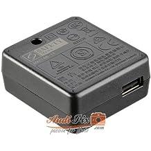 Olympus - F-2AC Adaptador de corriente AC para µ TOUGH-3000/8000/8010/6010/6020, µ-9010/7040/7030/5010, FE-5030/4040/4030, T-100, SP-800UZ