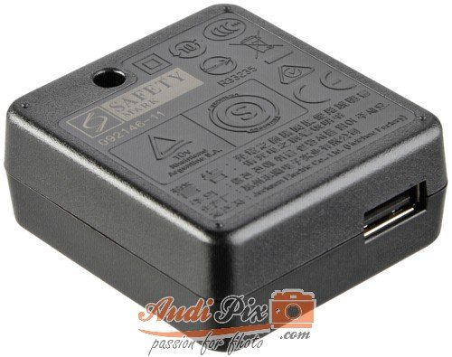 Olympus E0414637 AC-Adapter F-2AC für Ladegeräte in schwarz (Kamera Olympus Tough 3000)
