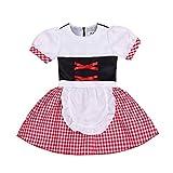 Tiaobug Baby Kostüm Mädchen Halloween Rotkäpp...Vergleich