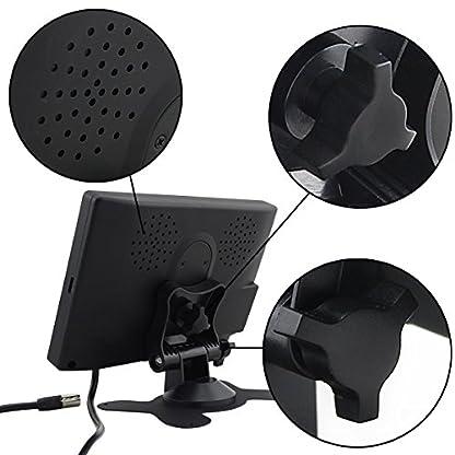 12-V-24-V-178-cm-Auto-TFT-LCD-Bildschirm-HD-Monitor-Bus-LKW-Anhnger-18LEDs-IR-Nachtsicht-wasserdicht-Rckfahrkamera-Backup-Kamera-mit-10-m-Video-Kabel