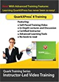 QuarkXPress 8 Video Training CD Course by Amazing eLearning -