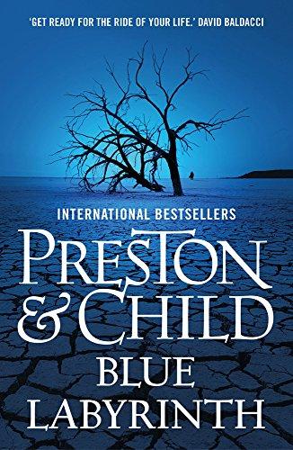 Blue Labyrinth (Agent Pendergast Series Book 14) (English Edition)