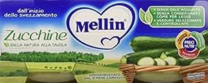 Mellin Omogeneizzato alle Zucchine 80 g x 2