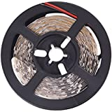 SODIAL (R) COIL TIRA 300 LED SMD BLANCO CALIENTE 5MT
