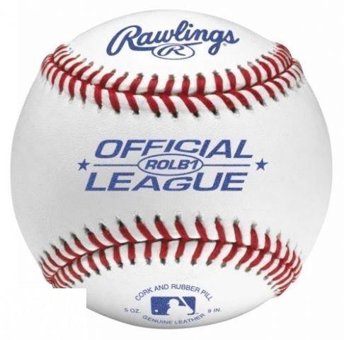 Rawlings (ROLB1) Baseball (Single Ball)