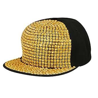 Merchant eShop Golden Hip Hop New stylish Fancy Funky Nail Men s ... 43ea75f3bcf
